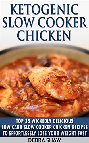 Healthy Slow Cooker Chicken Recipes For Weight Loss  Healthy Crockpot Chicken Recipes