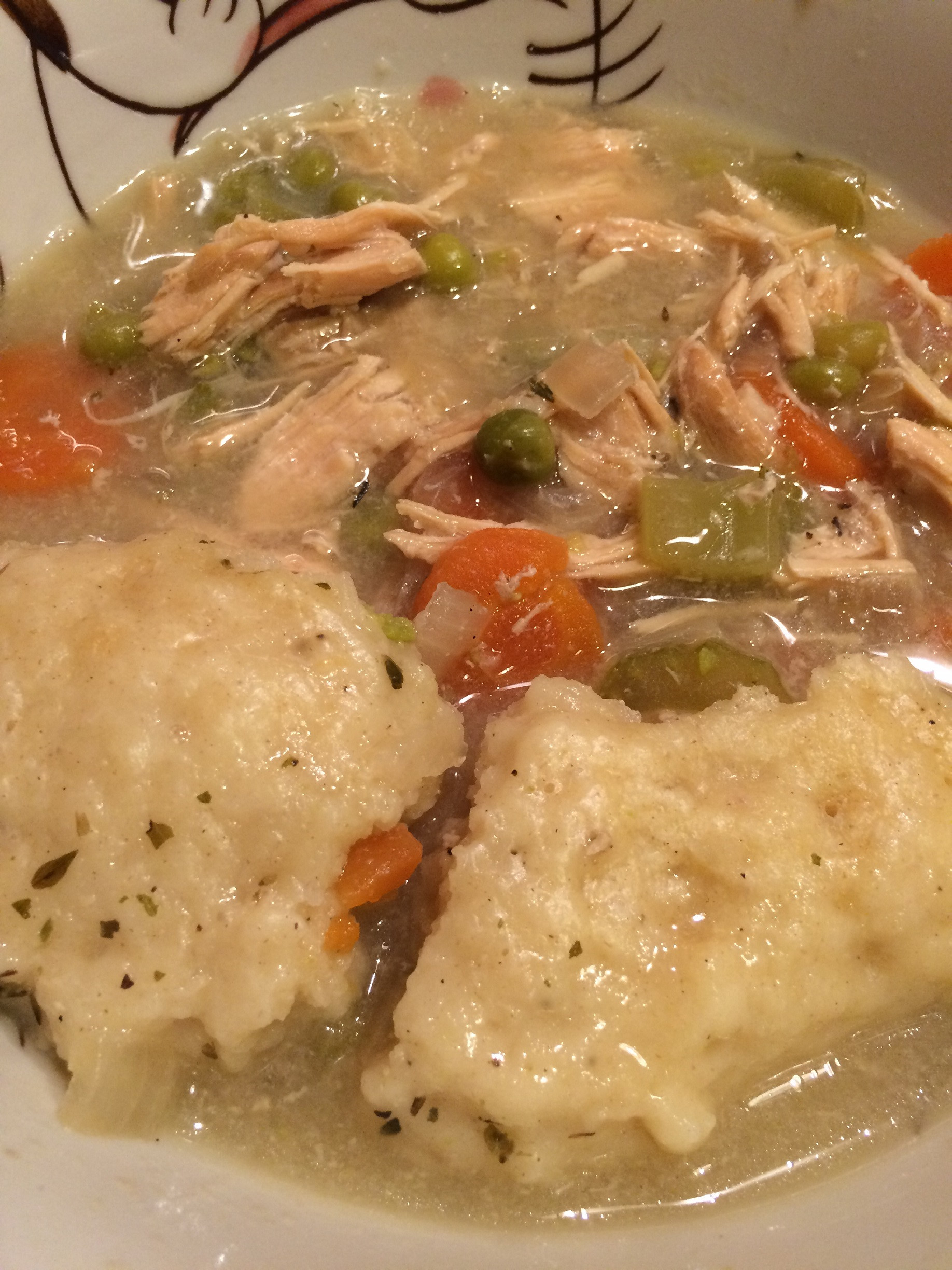 Healthy Slow Cooker Chicken Recipes For Weight Loss  Slow Cooker Chicken & Dumplings Weights and Whiskers