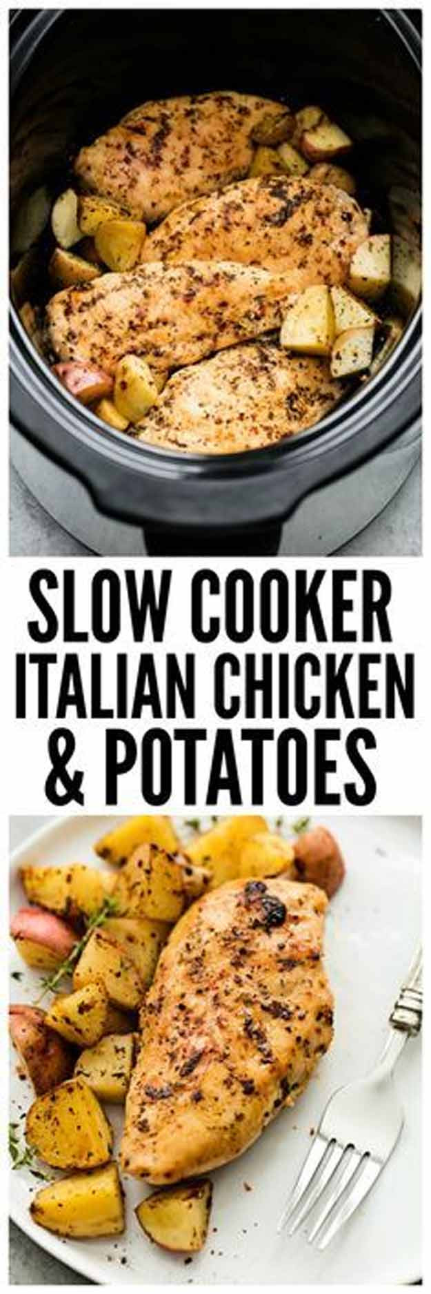 Healthy Slow Cooker Chicken Recipes For Weight Loss  38 More Healthy Dinner Recipes The Goddess