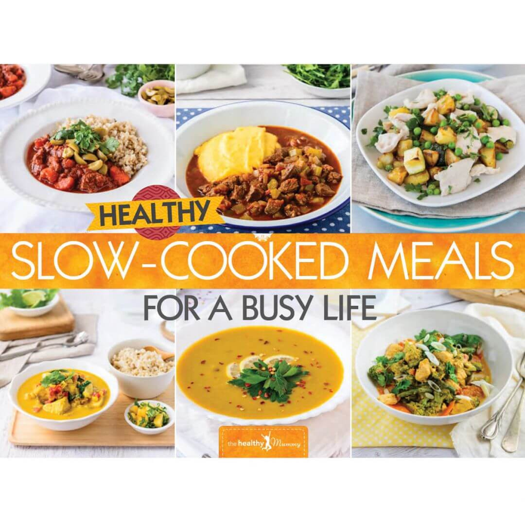 Healthy Slow Cooker Dinners  Healthy Slow Cooked Meals eBook