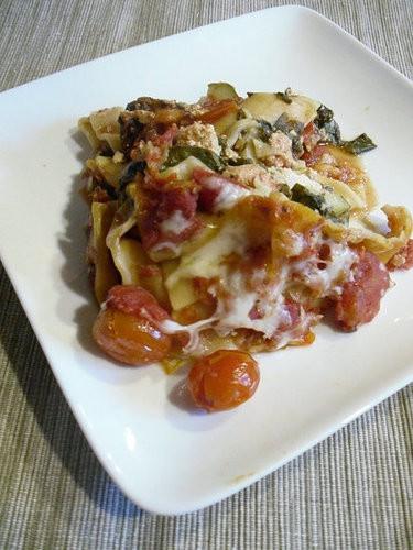 Healthy Slow Cooker Lasagna  Healthy Slow Cooker Ve arian Lasagna Recipe