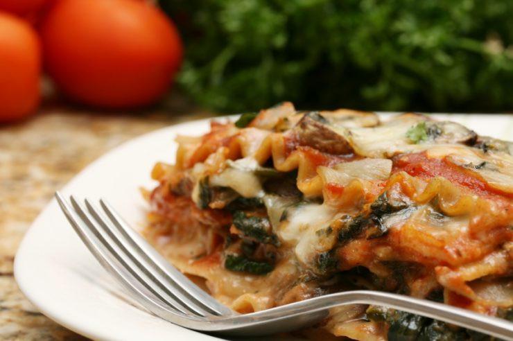 Healthy Slow Cooker Lasagna  Easy Crockpot Lasagna