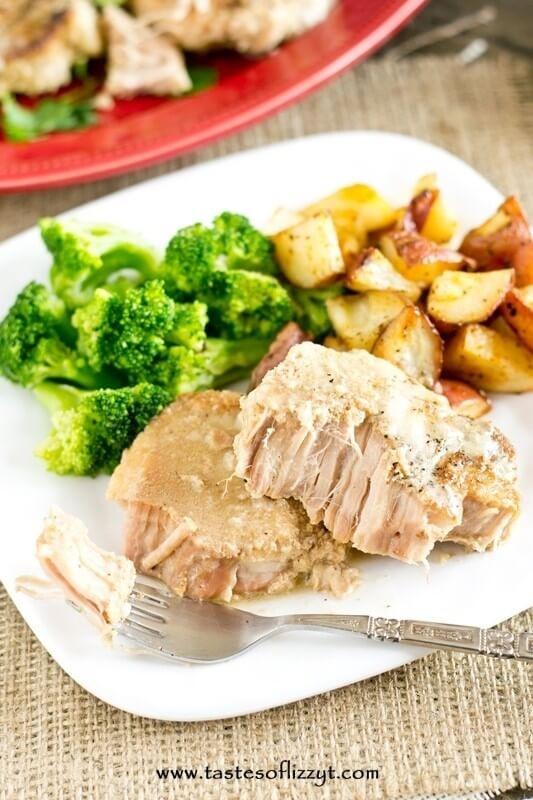Healthy Slow Cooker Pork Chops  Paleo Slow Cooker Pork Chops A Healthy forting Dinner
