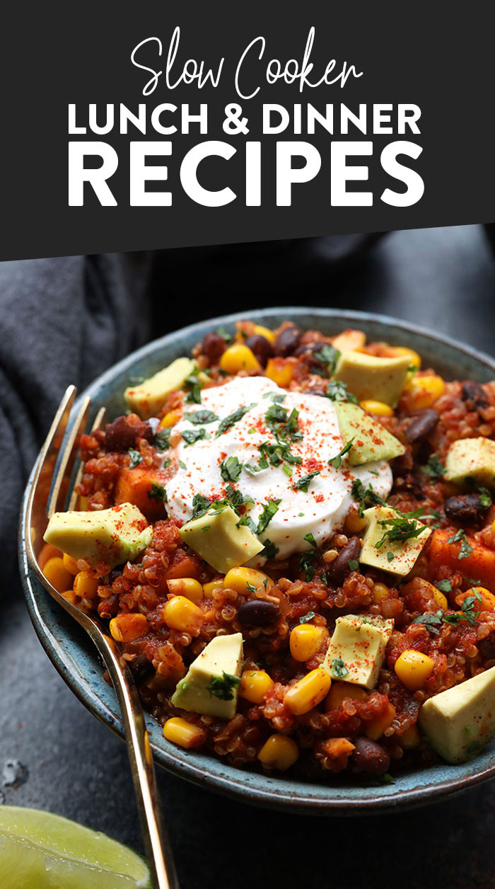 Healthy Slow Cooker Recipes For Two People  50 Healthy Slow Cooker Recipes Fit Foo Finds