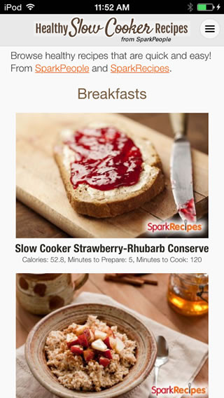 Healthy Slow Cooker Recipes For Two People  Healthy Slow Cooker Recipe App