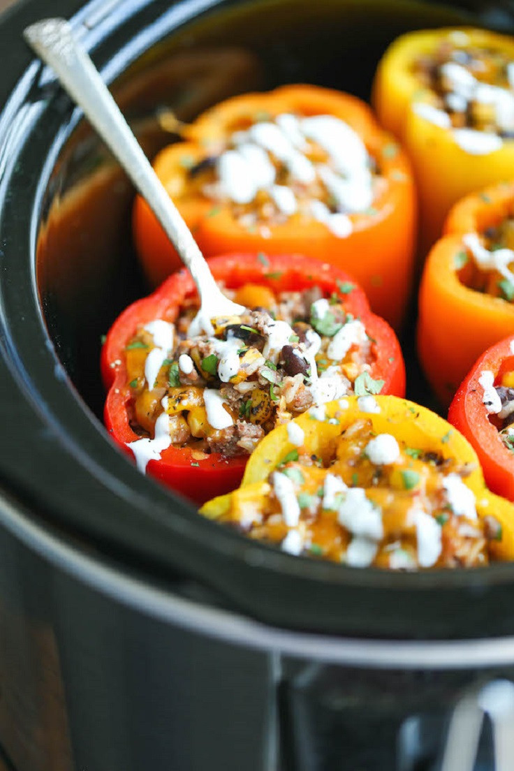 Healthy Slow Cooker Recipes For Two People  4 Ground Beef Recipes that Are a Must Try