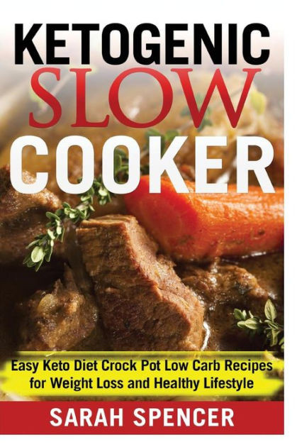 Healthy Slow Cooker Recipes For Weight Loss  Ketogenic Slow Cooker Easy Keto Diet Crock Pot Low carb