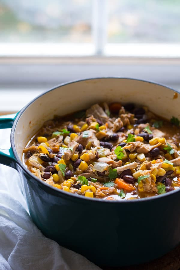 Healthy Slow Cooker Stew  healthy slow cooker chicken stew