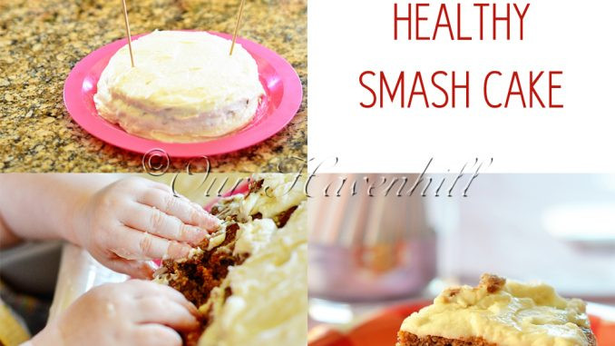 Healthy Smash Cake Recipe 1St Birthday  Healthy smash cake recipe 1st birthday about health