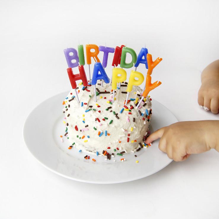 Healthy Smash Cake Recipe 1St Birthday  Recipe Healthy Baby s First Cake via OhEverythingHandmade