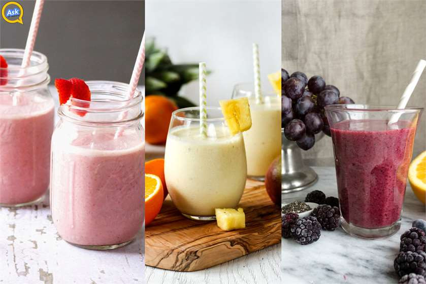 Healthy Smoothie Recipes Without Yogurt  How to make a Healthy Smoothie without Yogurt