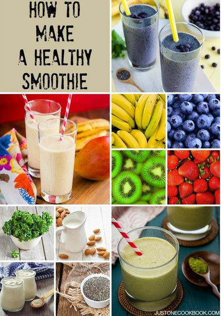 Healthy Smoothie Recipes Without Yogurt  smoothie recipes without yogurt