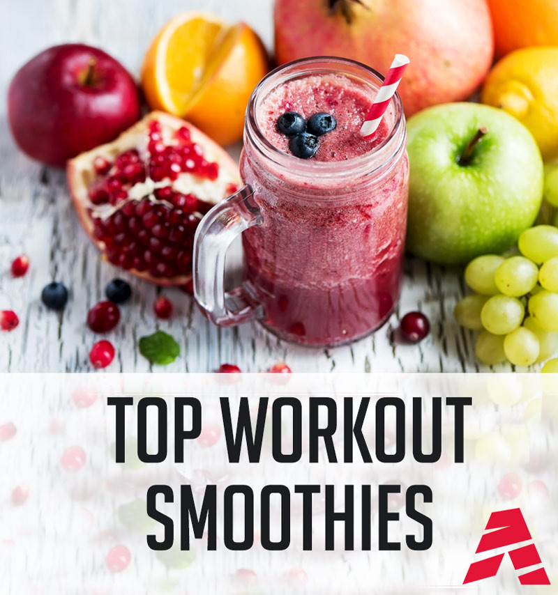 Healthy Smoothies After Workout  Healthy Smoothie Recipes and Delicious Athlete Treats