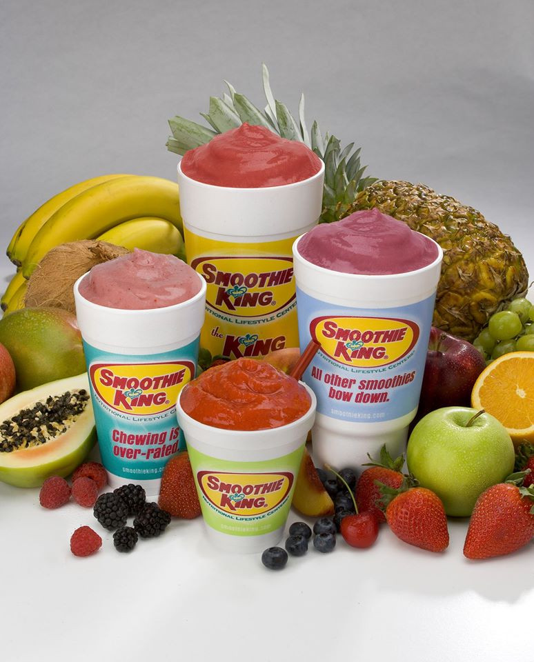 Healthy Smoothies At Smoothie King  Smoothie King Cayman