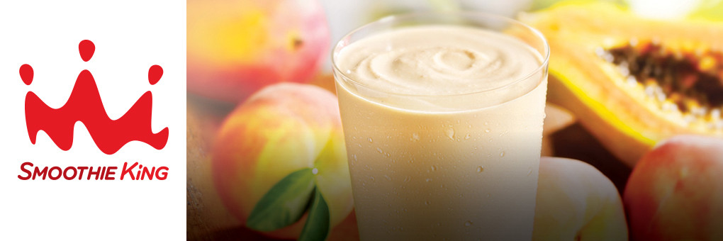 Healthy Smoothies At Smoothie King  Smoothie King Gallery