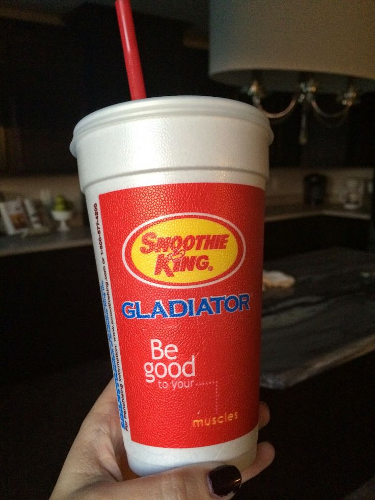 Healthy Smoothies At Smoothie King  Smoothie King Lean 1 Chocolate 293 Calories Has protein