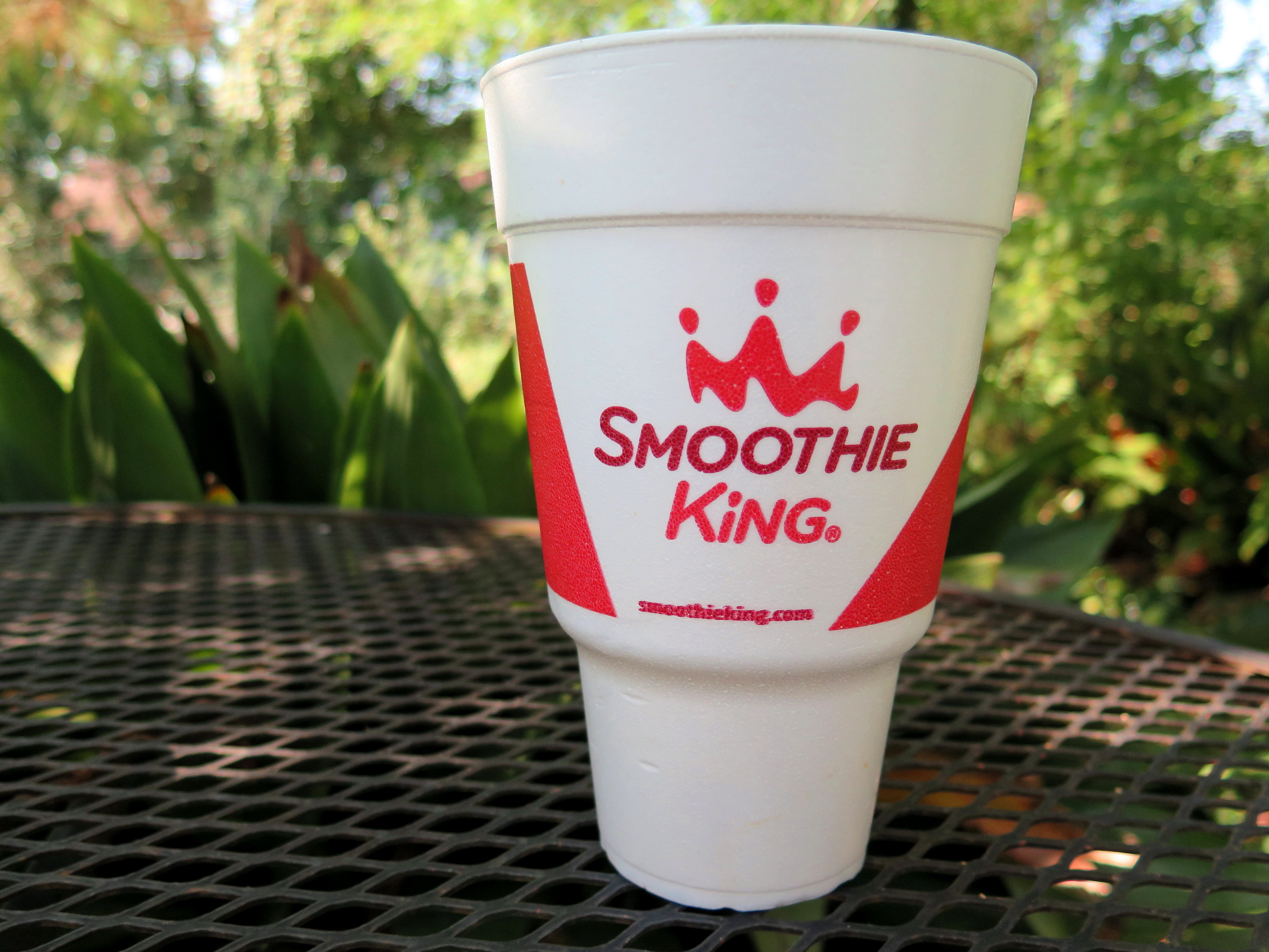 Healthy Smoothies At Smoothie King  Summer Coffee and Fruit Yogurt Smoothies
