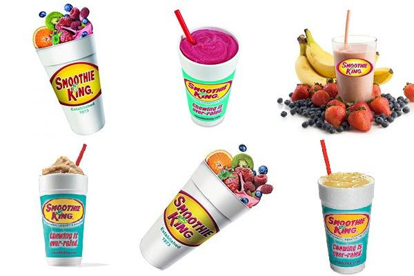 Healthy Smoothies At Smoothie King  398 best images about Ninja Recipes & Tips on Pinterest