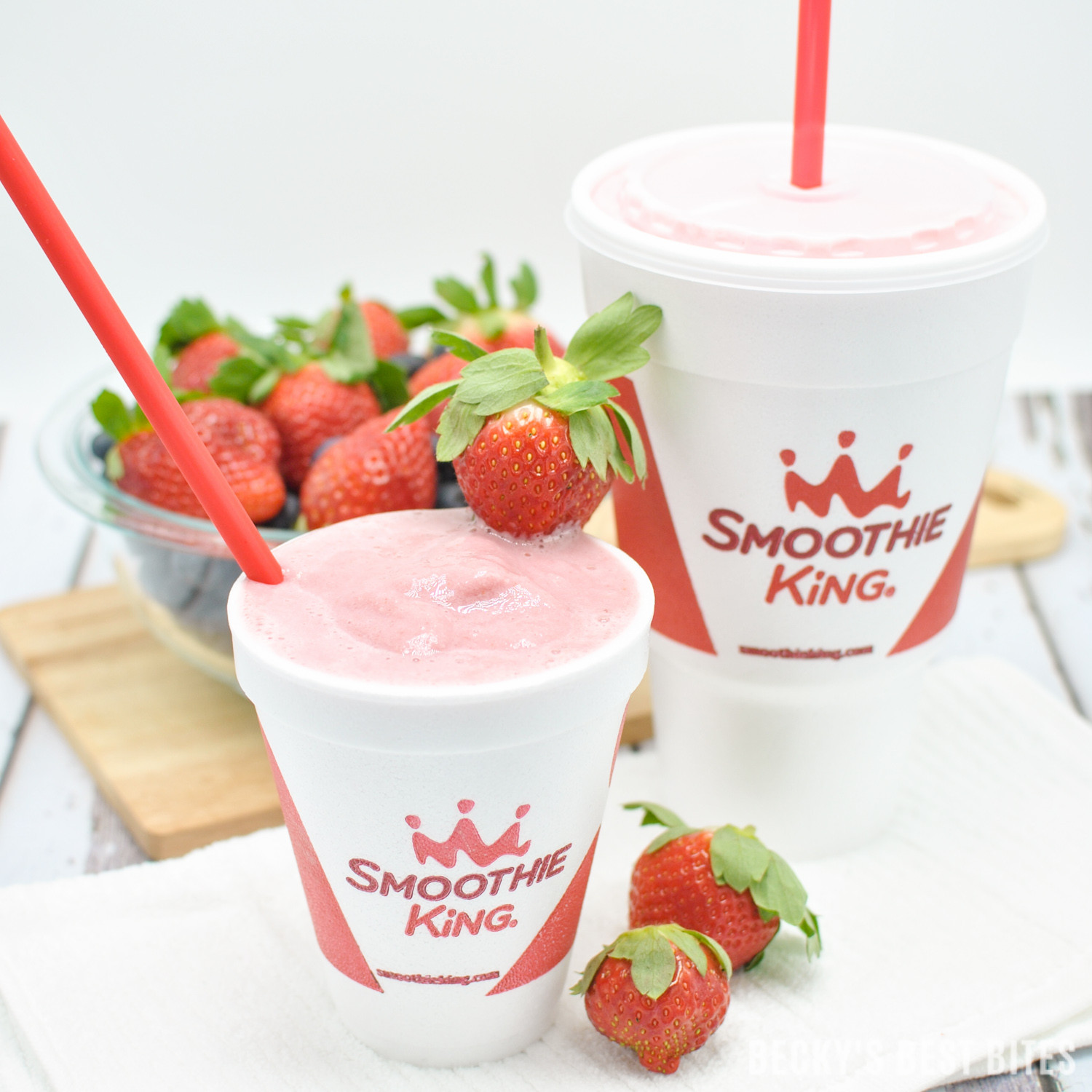 Healthy Smoothies At Smoothie King  Change A Meal Challenge with Smoothie King