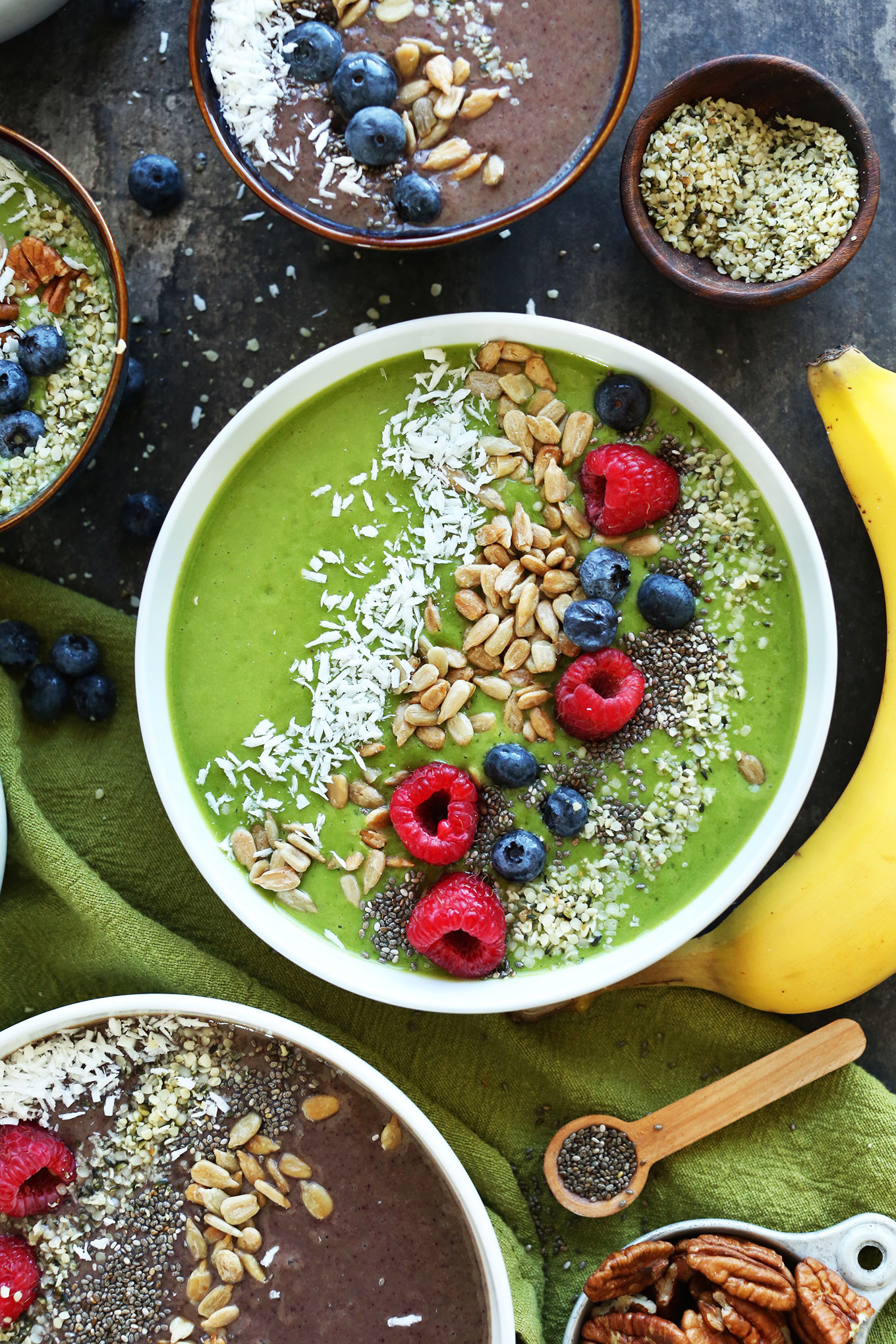 Healthy Smoothies For Dinner  15 Superfood Bowl Recipes Fit Foo Finds
