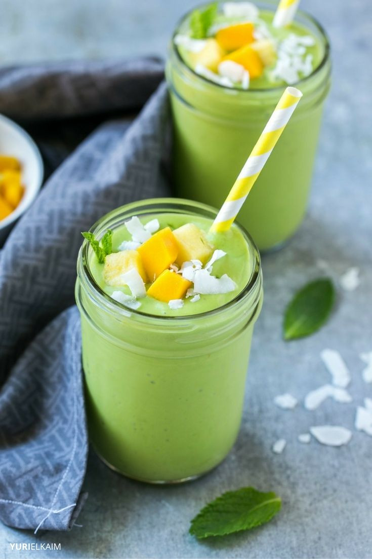 Healthy Smoothies For Dinner  The Ultimate Healthy Meal Replacement Smoothie