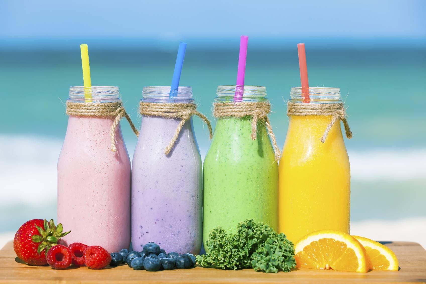 Healthy Smoothies Recipe  7 Healthy Smoothie Recipes