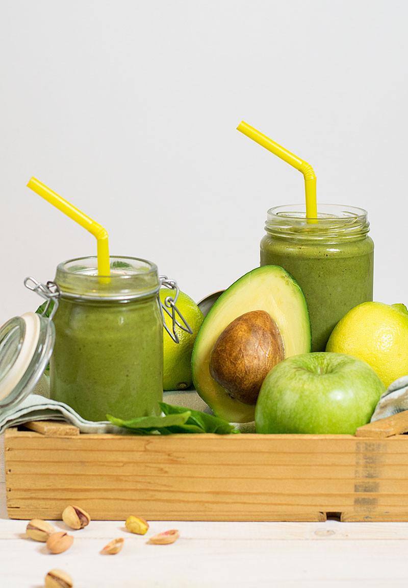 Healthy Smoothies That Taste Good  The green smoothie that tastes good