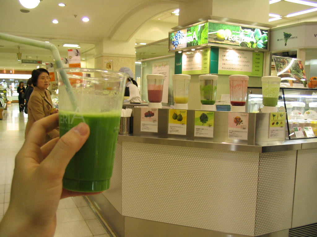 Healthy Smoothies To Buy At The Grocery Store  of Japan