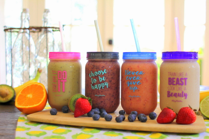 Healthy Smoothies To Buy At The Grocery Store  4 Energizing Easy & Healthy Smoothie Recipes