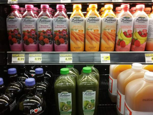Healthy Smoothies To Buy At The Grocery Store  Are Store Bought Smoothies Healthy For You