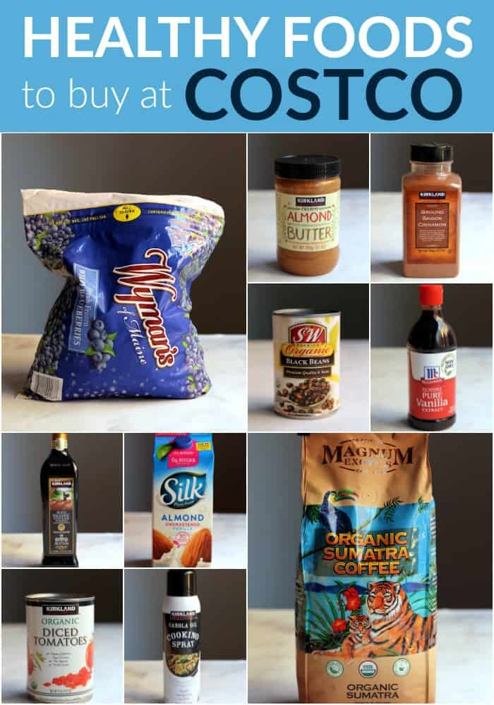 Healthy Smoothies To Buy At The Grocery Store  Healthy Foods to Buy at Costco