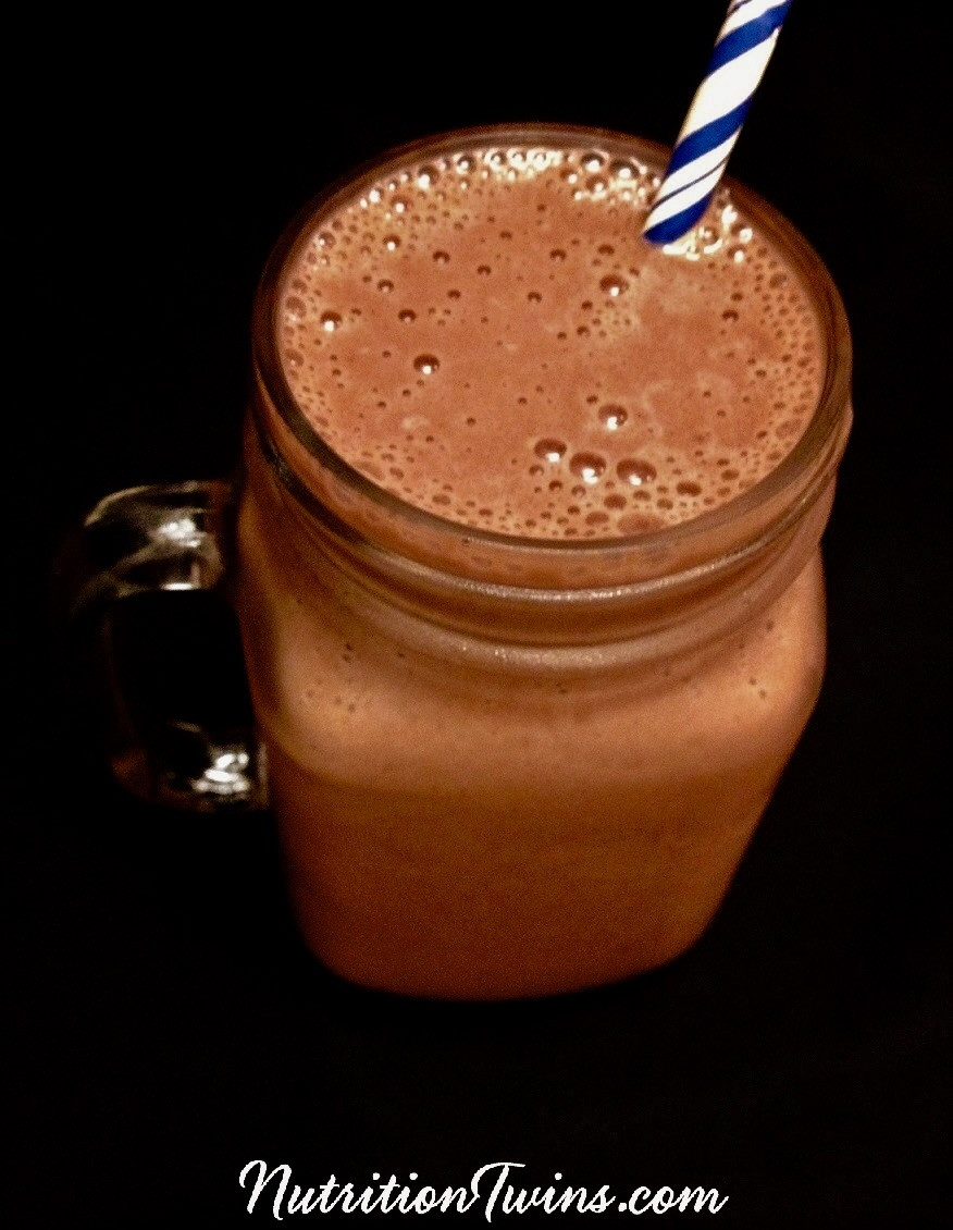 Healthy Smoothies With Cocoa Powder  healthy smoothie with cocoa powder
