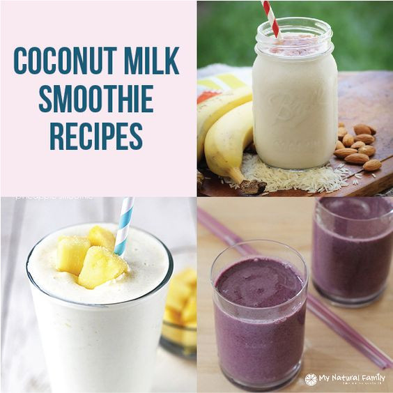 Healthy Smoothies With Coconut Milk  25 of the Best Paleo Coconut Milk Smoothie Recipes Go