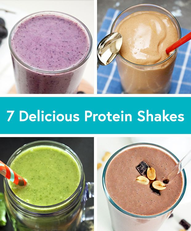 Healthy Smoothies With Protein Powder  7 Delicious Protein Smoothie Recipes