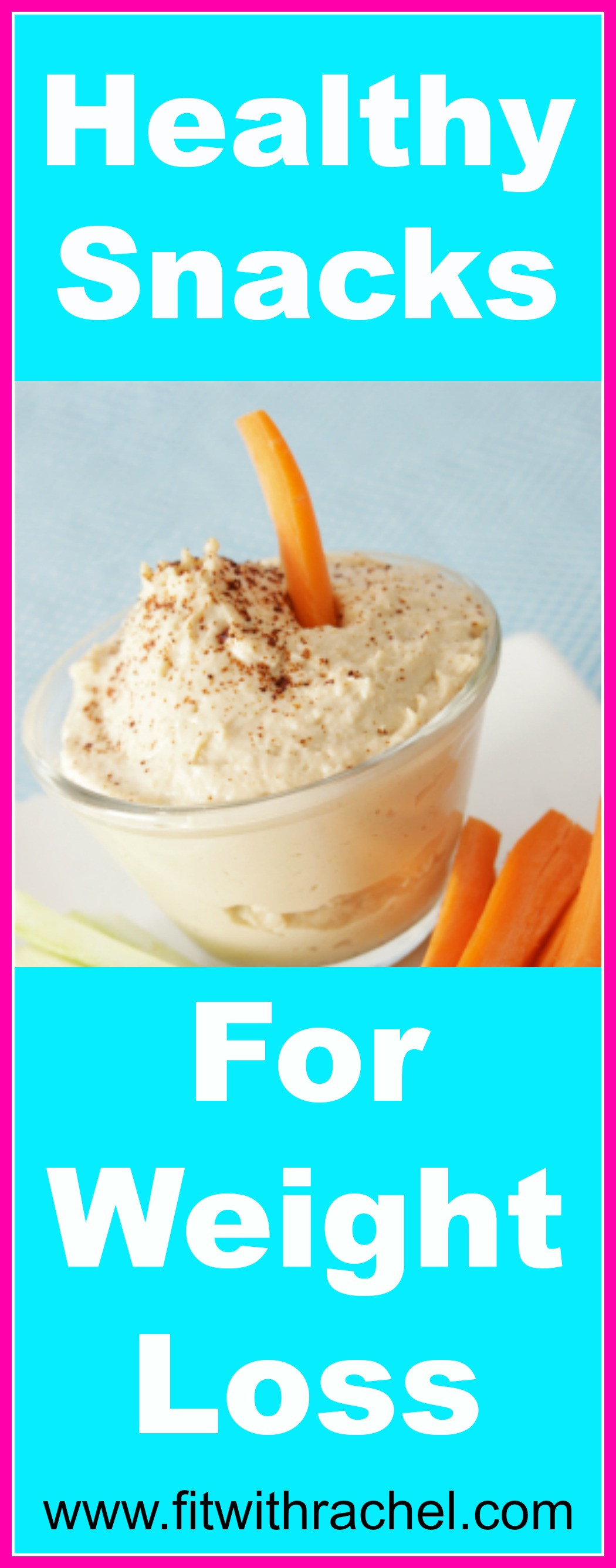 Healthy Snack Recipes For Weight Loss  Healthy Snacks for Weight Loss