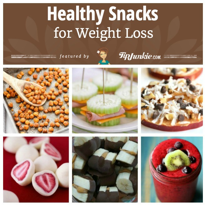Healthy Snack Recipes For Weight Loss  18 Easy Healthy Snacks [recipes]
