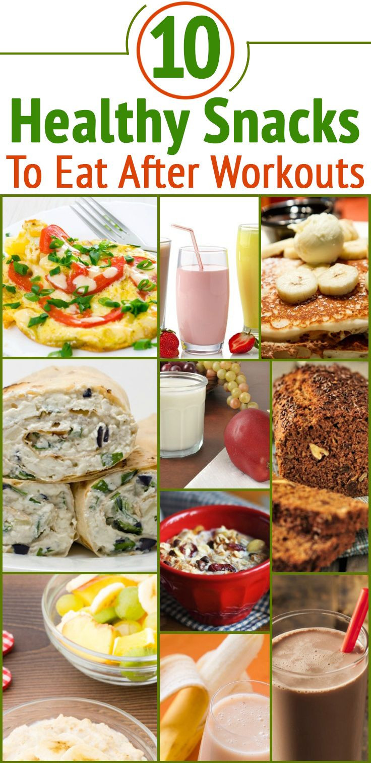 Healthy Snacks After Workout  Best 25 After workout snack ideas on Pinterest