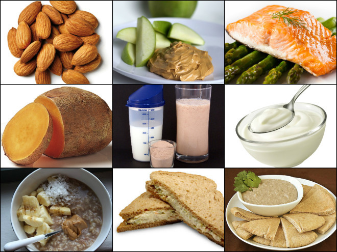 Healthy Snacks After Workout  50 Easy Pre Workout and Post Workout Snacks