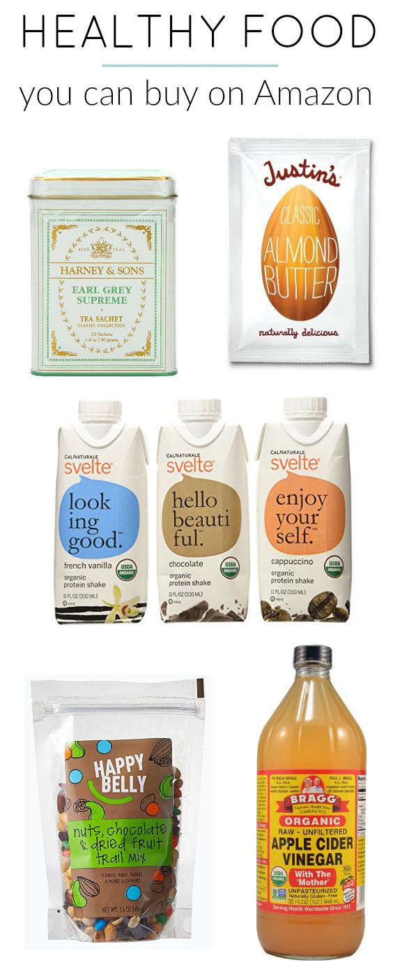 Healthy Snacks Amazon  7 Healthy Snacks You Can Buy on Amazon The Dumbbelle