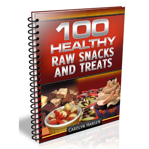 Healthy Snacks Amazon  Amazon 100 Healthy Raw Snacks And Treats The