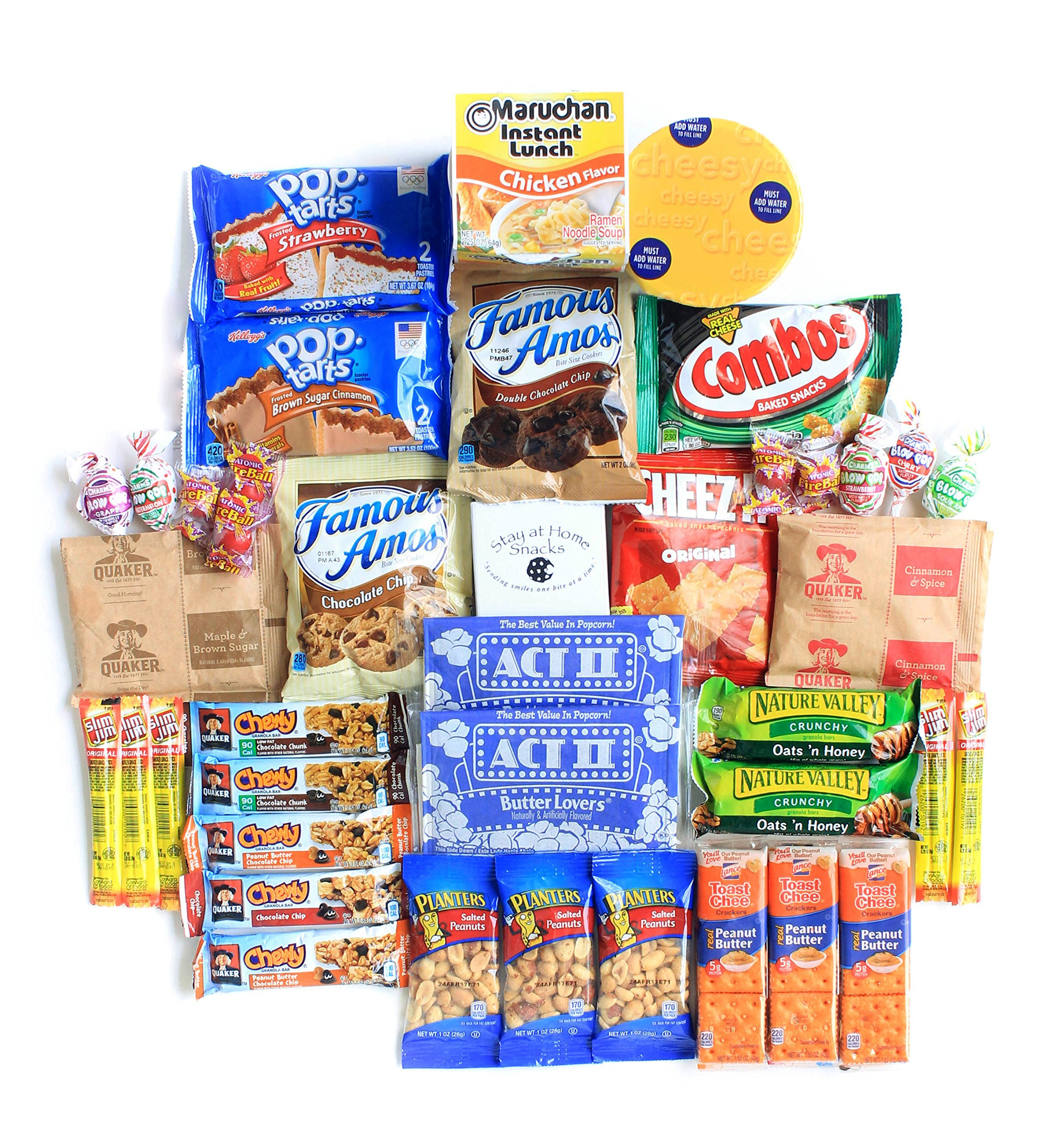 Healthy Snacks Amazon  Amazon Healthy Snacks Gift Box College Dorm