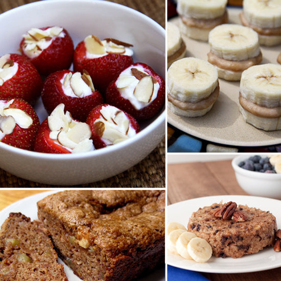 Healthy Snacks and Desserts 20 Of the Best Ideas for Healthy Banana Recipes