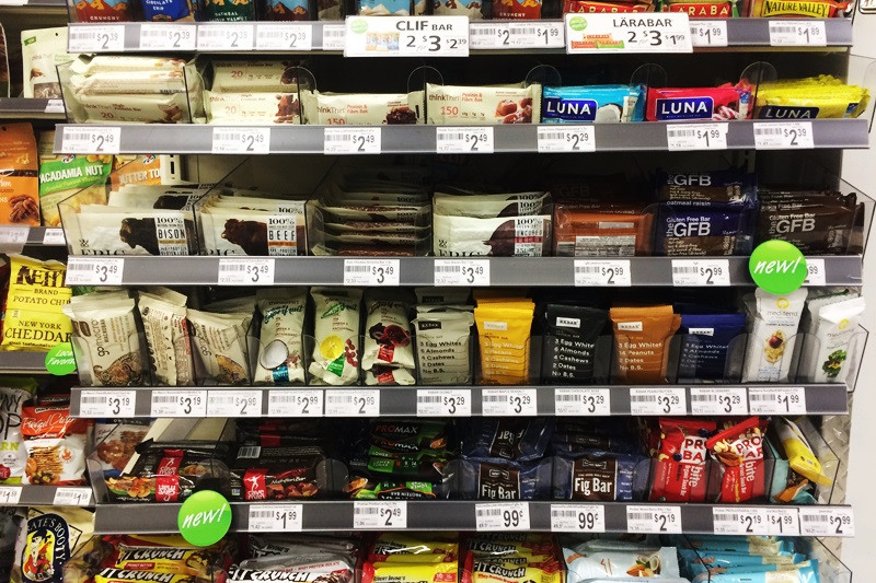 Healthy Snacks At 711  C store sales surge thanks to better for you snacks and drinks