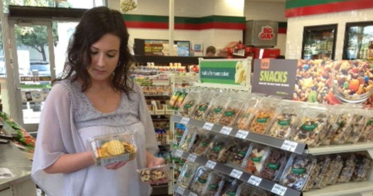 Healthy Snacks At 711  7 Eleven wants to be your healthy snack store