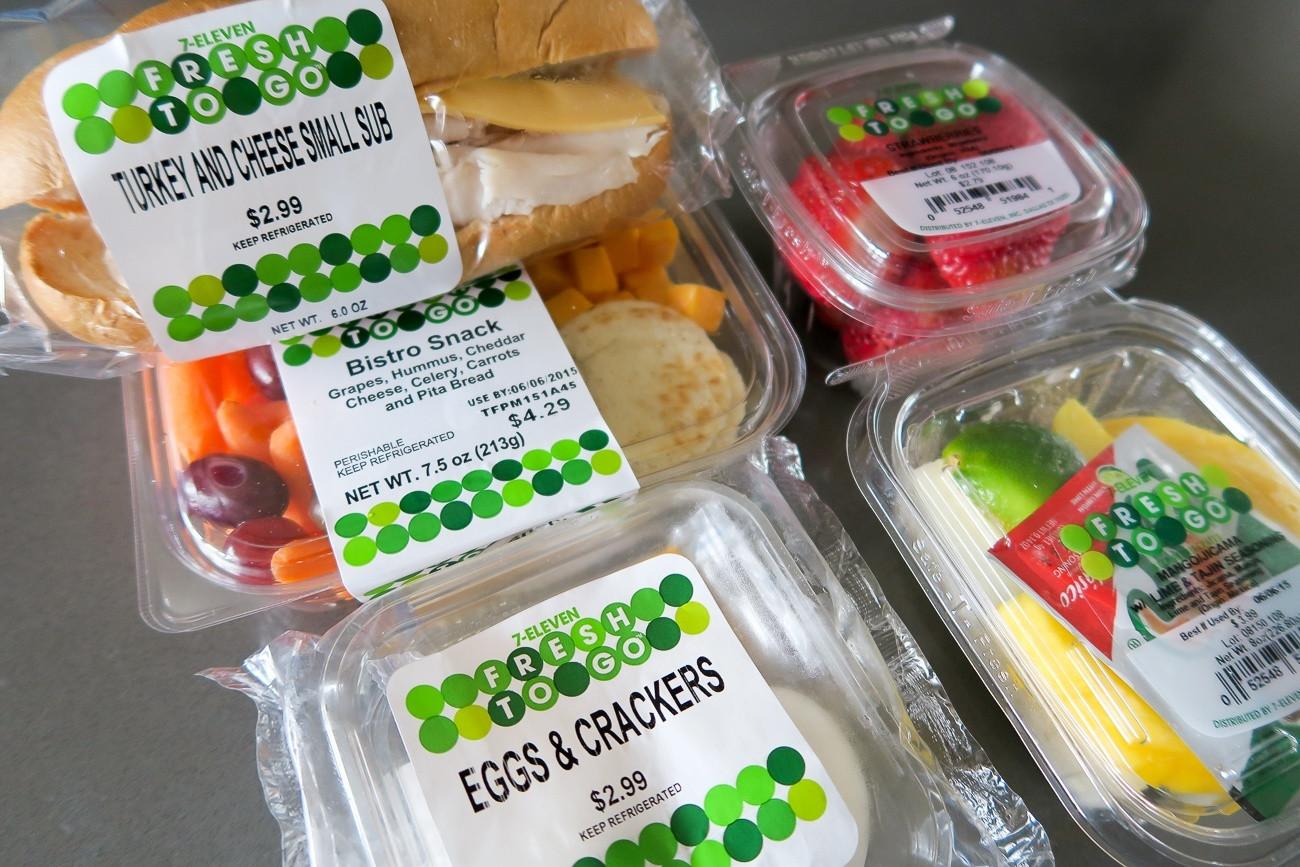 Healthy Snacks At 711  15 Healthy Convenience Store Snacks for a Road Trip La