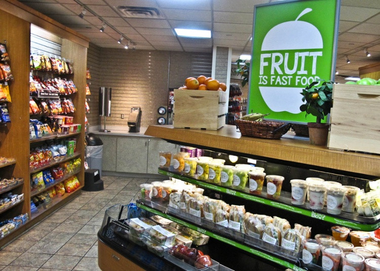 Healthy Snacks At 711  Healthy Food in C Stores The Transformative New Trend