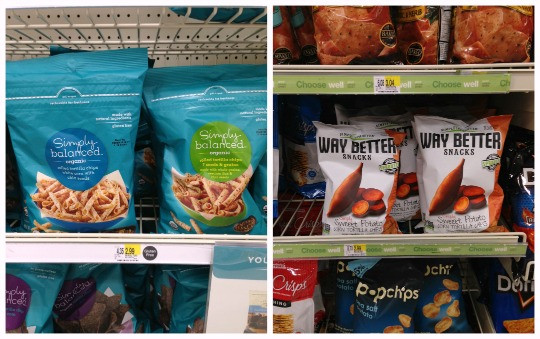 Healthy Snacks At Target  Healthy Snacks for the Lunchbox