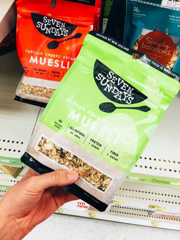 Healthy Snacks at Target the 20 Best Ideas for 24 Healthy Groceries You Need to Try From Tar Pinch