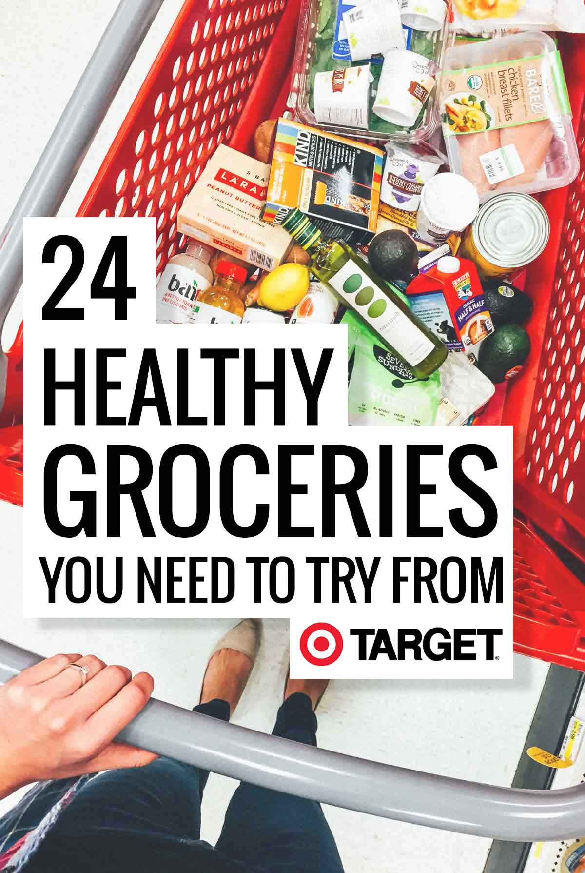 Healthy Snacks At Target  24 Healthy Groceries You Need To Try From Tar Pinch