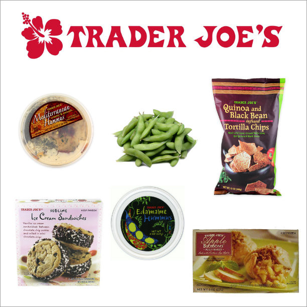 Healthy Snacks At Trader Joes  My Favorite Snacks and Desserts From Trader Joe's